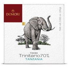 TRINITARIO TANZANIJA 70% DOMORI - 50 g